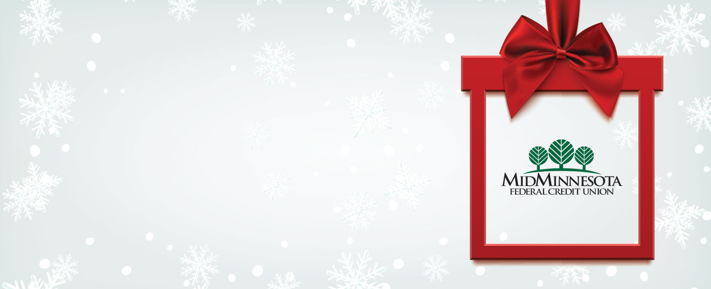 Holiday Cash Banner
