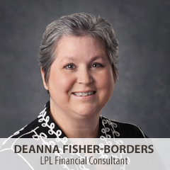 Deanna Fisher-Borders, LPL Financial Consultant